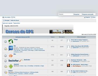 portalgps.com.br screenshot
