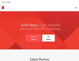 swiftideas.com screenshot