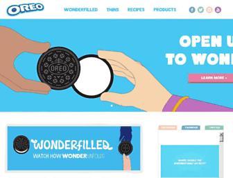 Thumbshot of Oreo.com