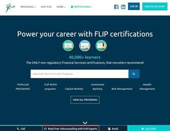 Thumbshot of Learnwithflip.com