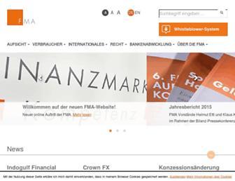 fma.gv.at screenshot