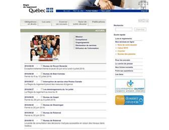 rdl.gouv.qc.ca screenshot