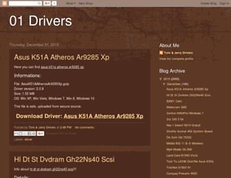 0-drivers.blogspot.com screenshot