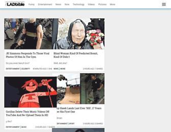 Thumbshot of Theladbible.com