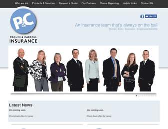 insurancepc.com screenshot