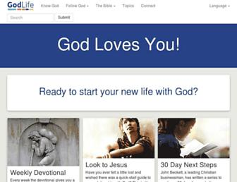 Thumbshot of Godlife.com