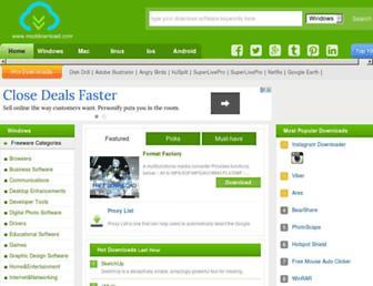 moddownload.com screenshot