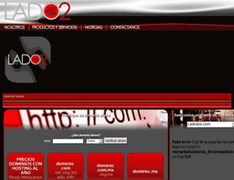 Screenshot for lado2.com
