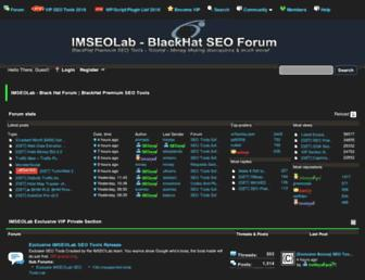 Thumbshot of Imseolab.com