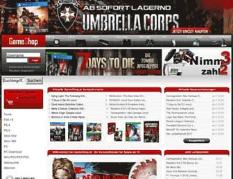 Thumbshot of Gameshop.at