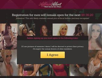Thumbshot of Affairalert.com