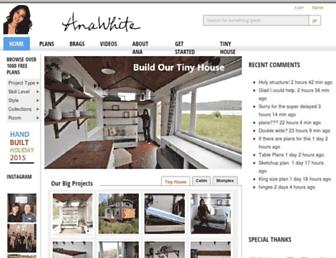 Thumbshot of Ana-white.com