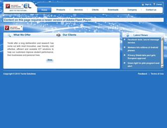 yoctel.com screenshot