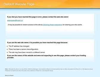 Main page screenshot of lookin.at