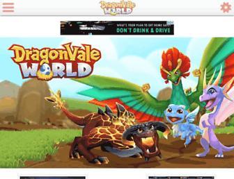 dragonvaleworldguide.com screenshot