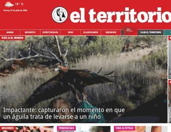 Thumbshot of Territoriodigital.com