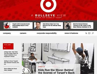 corporate.target.com screenshot
