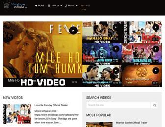 Thumbshot of Filmshowonline.net