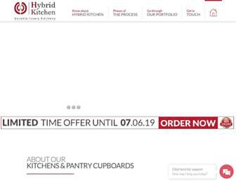 hybridkitchen.com screenshot