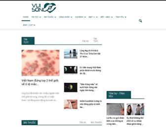 vuisong.net screenshot