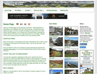 Thumbshot of Walkingbritain.co.uk