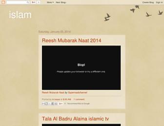 islampeace888.blogspot.com screenshot
