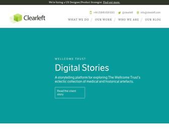 Thumbshot of Clearleft.com