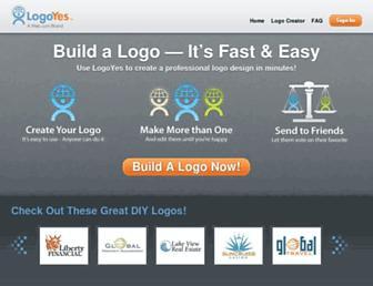 Thumbshot of Logoyes.com