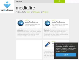 mediafire.en.uptodown.com screenshot
