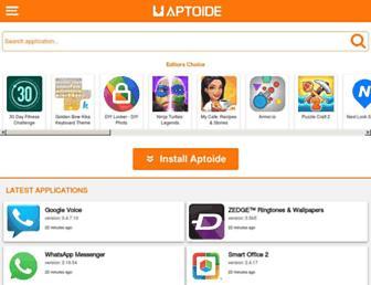 m.aptoide.com screenshot