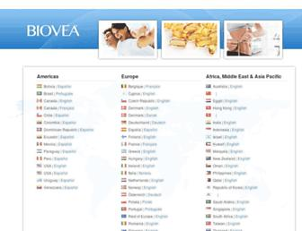 biovea.com screenshot