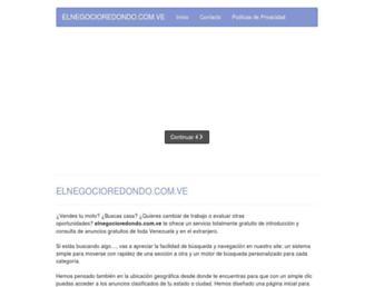 Thumbshot of Redeparede.com.ve