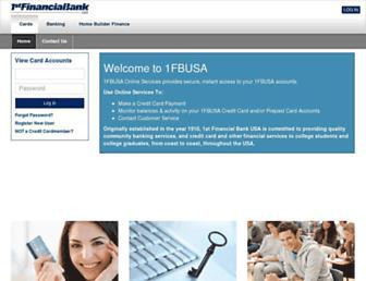 Thumbshot of 1fbusa.com