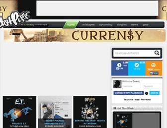Thumbshot of Datpiff.com