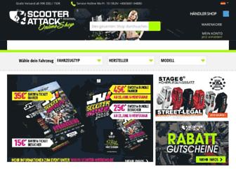 Thumbshot of Scooter-attack.com
