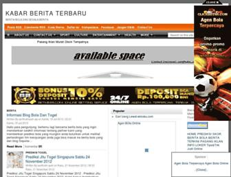 lobangberita.blogspot.com screenshot