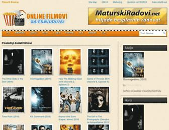 filmovix.net screenshot