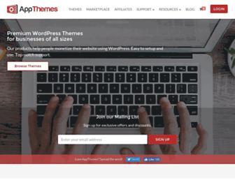 Thumbshot of Appthemes.com