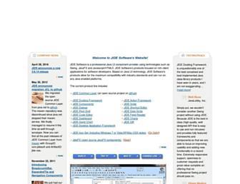 jidesoft.com screenshot