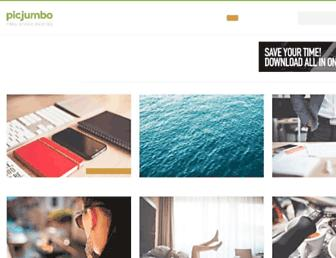 Thumbshot of Picjumbo.com