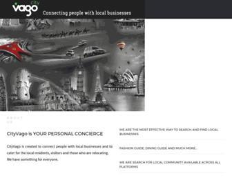 cityvago.com screenshot