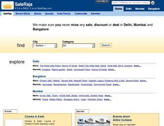 Thumbshot of Saleraja.com