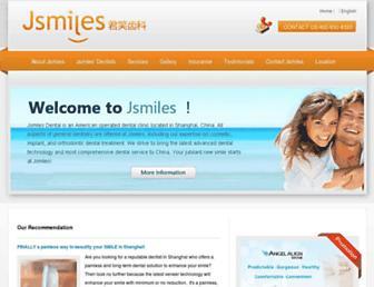 Thumbshot of Jsmiles.com