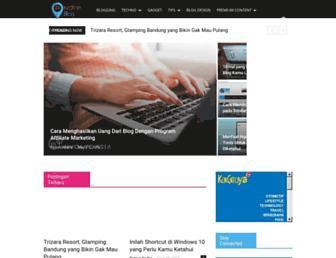andre.web.id screenshot