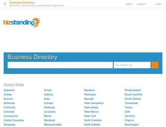 bizstanding.com screenshot