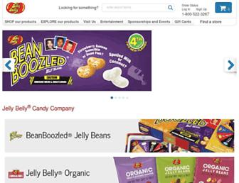 Thumbshot of Jellybelly.com
