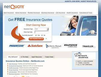 Thumbshot of Netquote.com