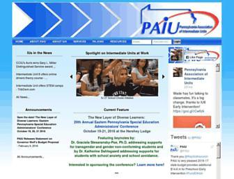 paiu.org screenshot