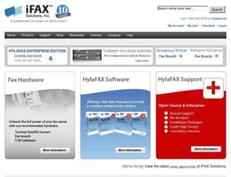 ifax.com screenshot