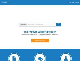 Thumbshot of Manualsonline.com
